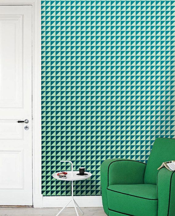Removable Self Adhesive Modern Vinyl Wallpaper Wall Sticker Wall Decor Checker Pattern Decal C012 Wall Decor Stickers Window Wall Decor Vinyl Wallpaper