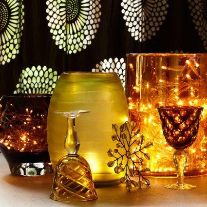 C mo lograr una decoraci n navide a original navidad for Decoracion navidena original