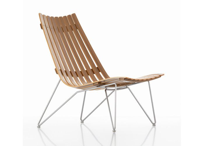 Scandia Nett Lounge Chair by Fjordfiesta