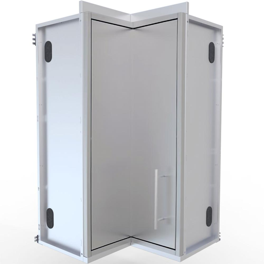 Best Sunstone Outdoor Kitchen 90 Degree Corner Wall Cabinet 400 x 300