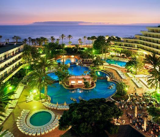 Tenerife spain h10 conquistador resort reviews tenerife - The conquistador tenerife ...