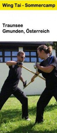 Wing Tai, Kampfkunst, Selbstverteidigung Regensburg › Wing Tai Kampfkunstschule Regensburg. Ein Schnappschuss vom Wing Tai- Sommercamp.  Mehr als nur Kampfsport.  http://kampfkunst-begeistert.de