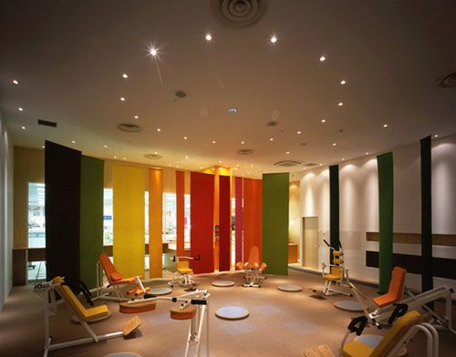 interior design for fitness studios - Google Search | FGP Project ...