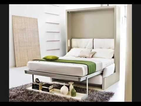 Muebles multifuncionales para espacios reducidos youtube - Muebles practicos para espacios pequenos ...
