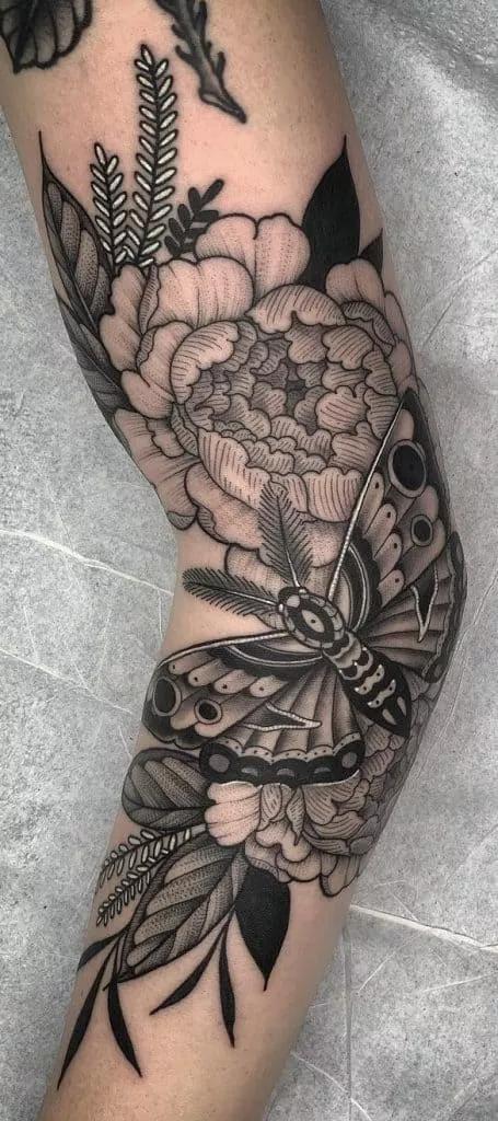 Peony Tattoos: Meanings, Tattoo Designs & Ideas