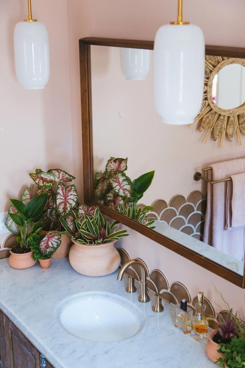 Peach Bathroom Decor Pretty Bathroom Ideas Red And Gold