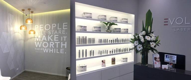 Evolution Laser Clinic-Westfeild Liverpool, NSW   Skin fuel