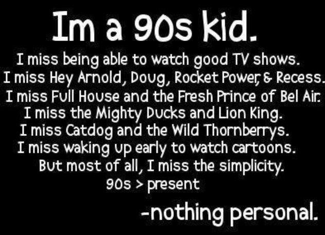 90's baby❤