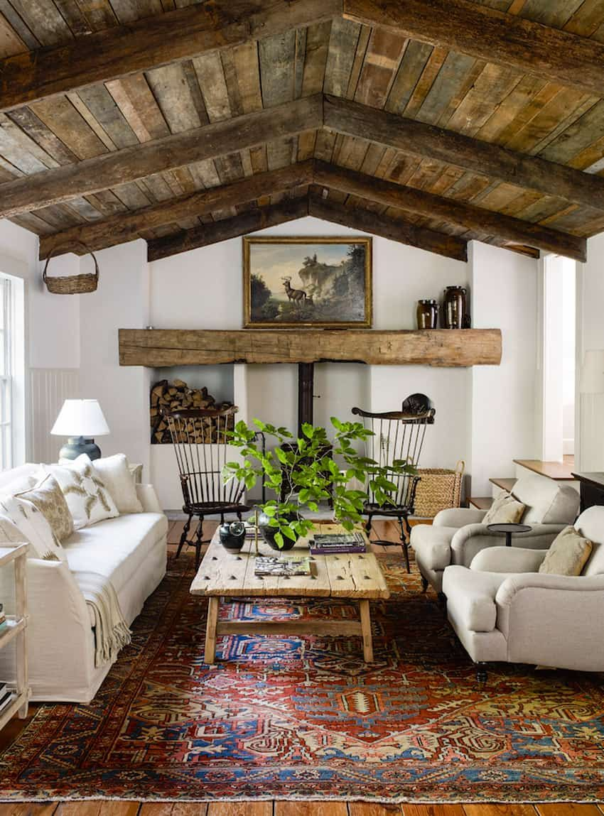 2020 Design Trends Why A Collected Look Is Here To Stay Cindy Hattersley Design In 2020 Home Decor House Interior Rustic House