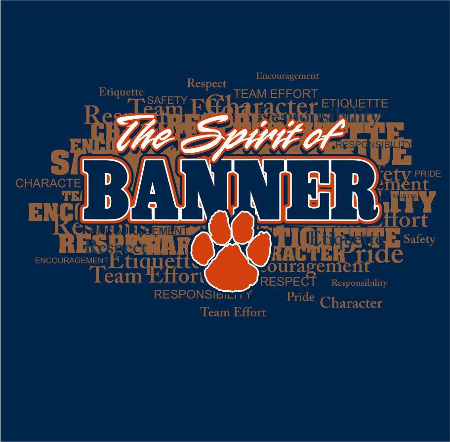 Shirt design words ideas - Spirit Wear Design Template 2 The Spirt Of Heartland School Virtues Behind