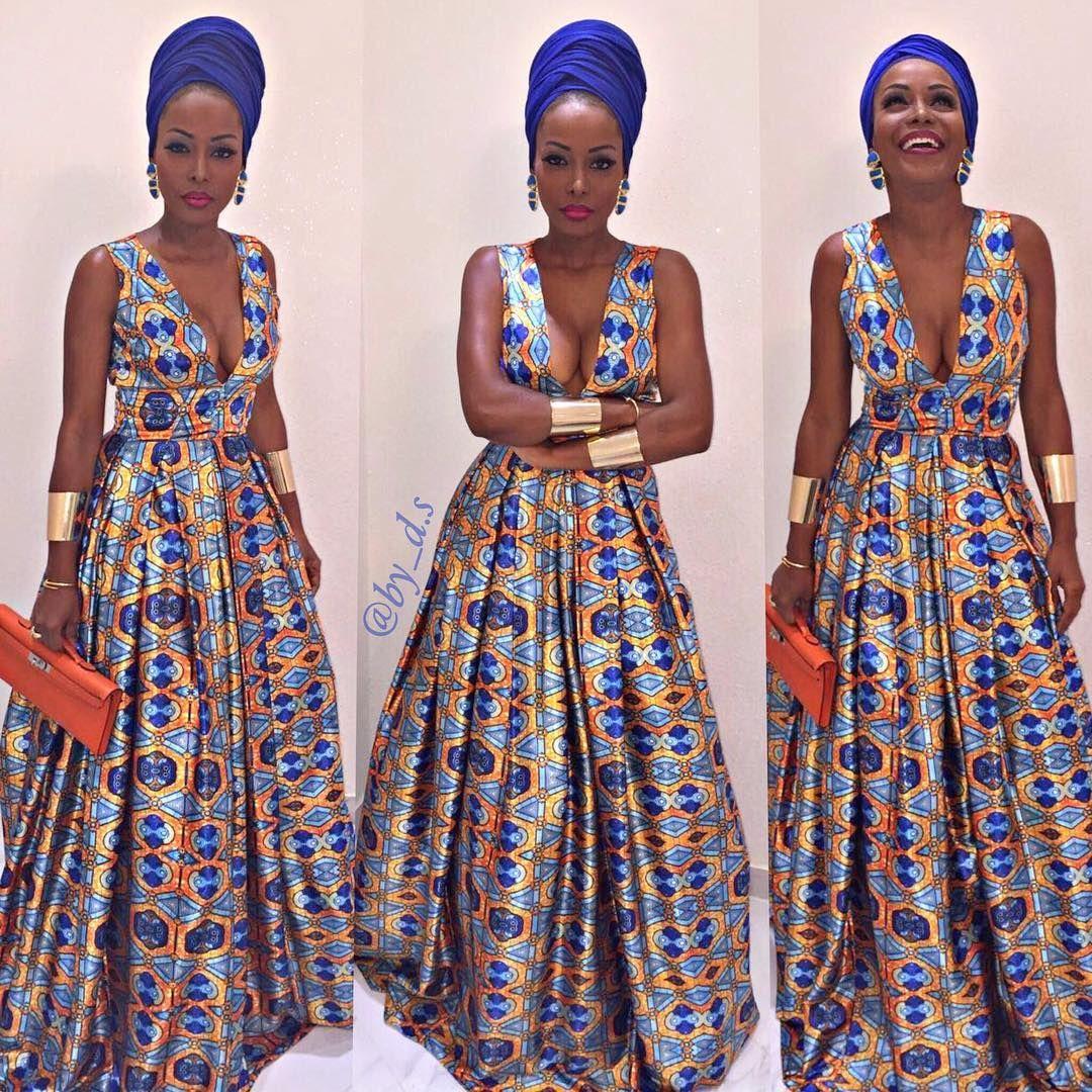 """631 Likes, 19 Comments - ⠀⠀⠀⠀⠀⠀⠀⠀⠀⠀By D.S (@by_d.s) on Instagram: """"AFRICAN QUEEN DRESS : Muito mais que um vestido, para nós ele é uma questão de ATITUDE ... . . E…"""""""