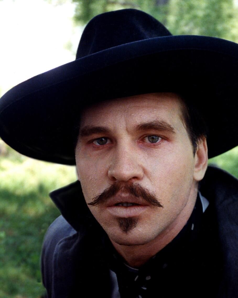 Val Kilmer On In 2019 Elena Sandidge Westerns Val Kilmer Doc