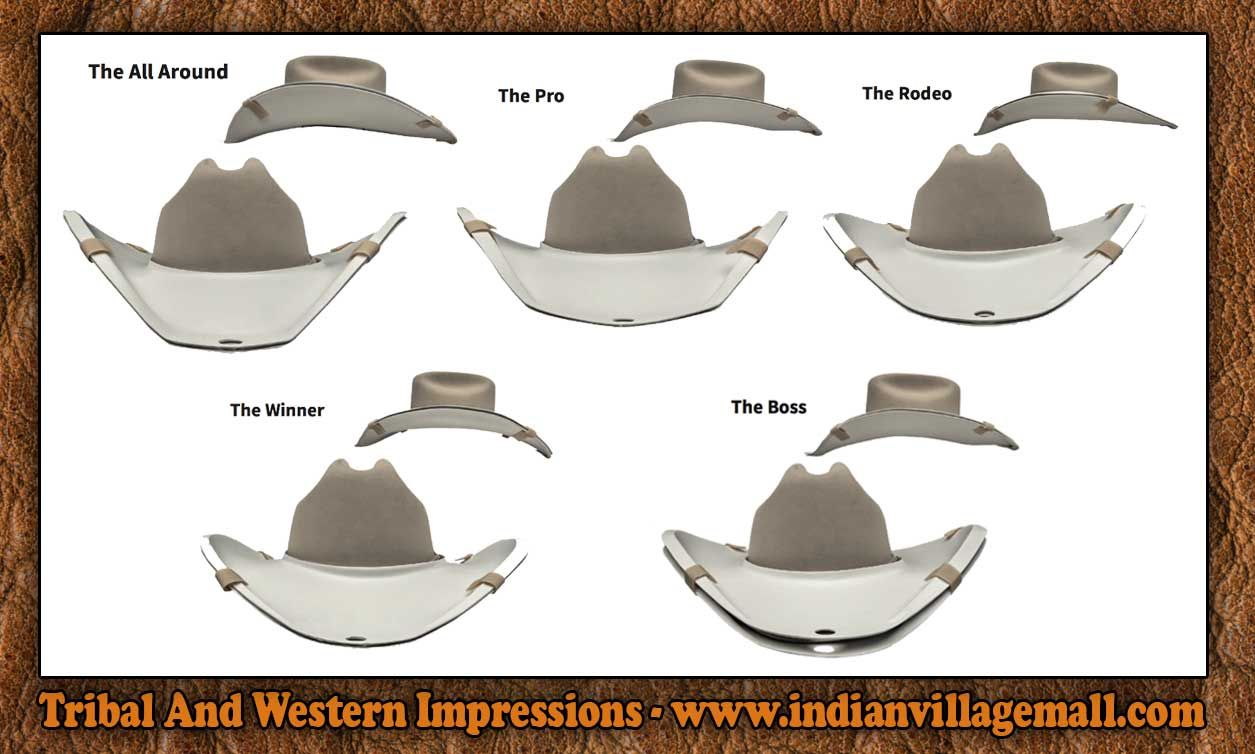Stetson Has Standardized It S Brim Bends With Their New Custom Hat Shaping Latches Cowboy Hats Mens Cowboy Hats Cowboy Hat Styles