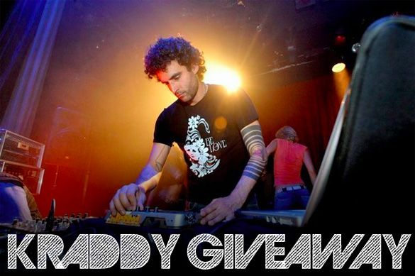 Win tickets to see KRADDY live!