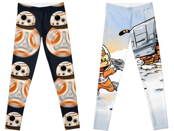 The Answer To All Your Star Wars Leggings Needs Read more at http://fashionablygeek.com/womens-apparel/star-wars-leggings/#404E0qgL69mfZGjR.99