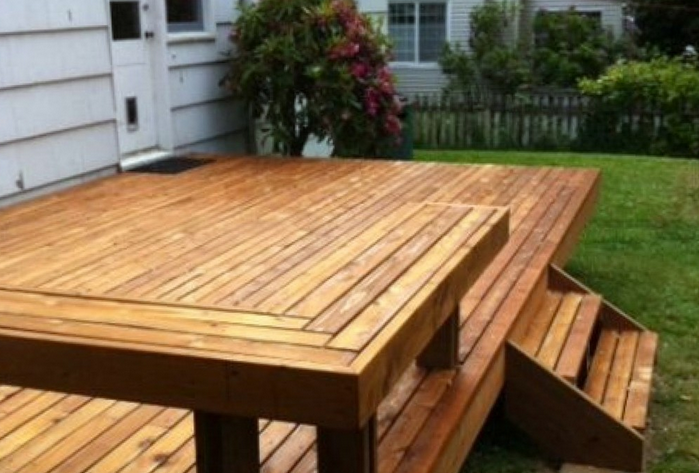 27 Most Creative Small Deck Ideas