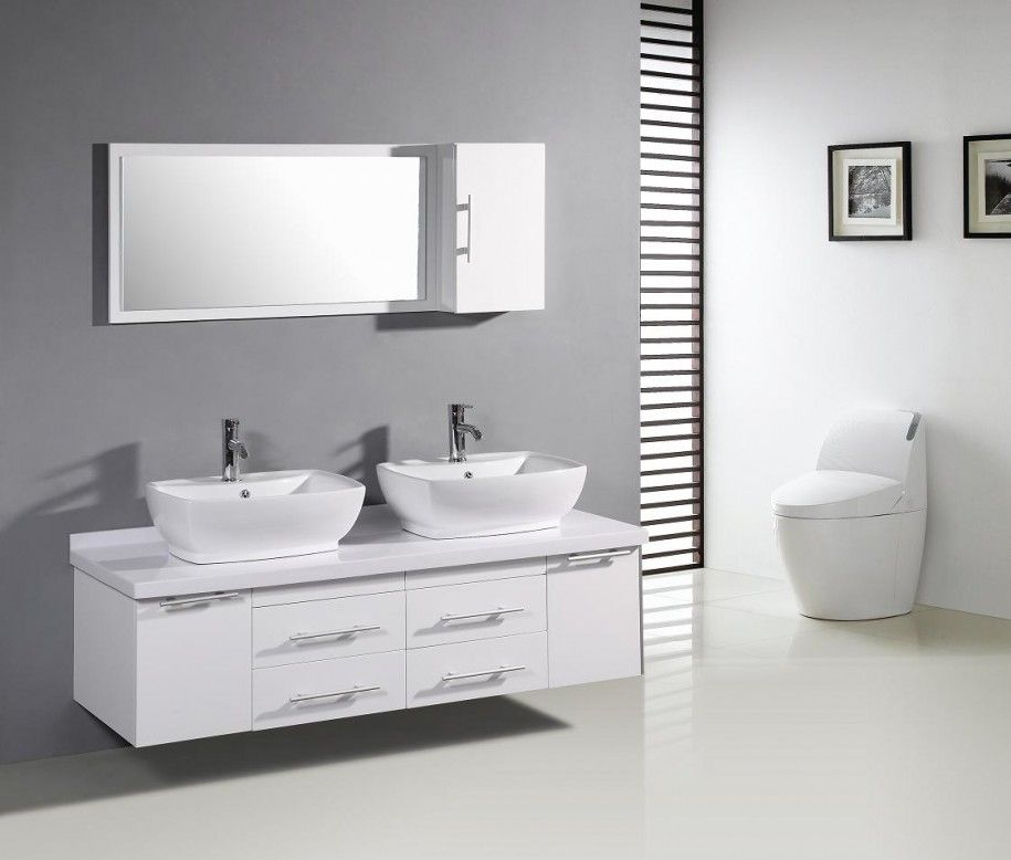 Awesome Modern Washrooms Decorating Tips and Ideas Minimalist