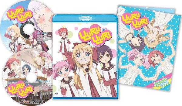 Yuruyuri: Happy Go Lily Season 1 Standard Edition Blu-ray