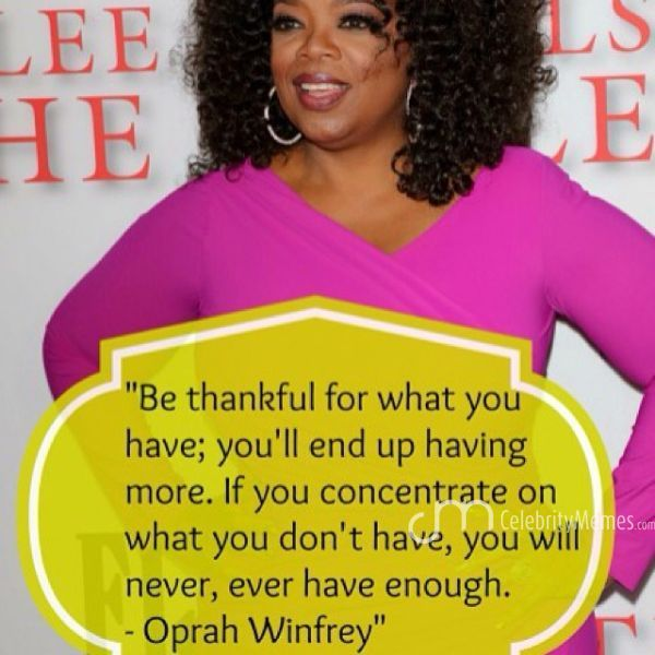 Happy Thanksgiving you guise #oprahwinfrey#quotes# ...