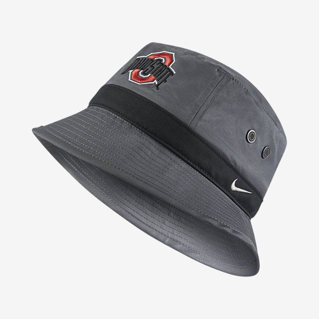 c45a5ab279d Nike (Ohio State) Golf Bucket Hat. Nike.com