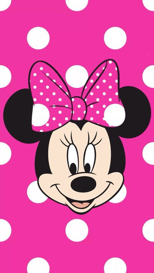 Image via we heart it disney art pinterest mickey minnie mouse wallpaper and minnie mouse - Minnie mouse wallpaper pinterest ...