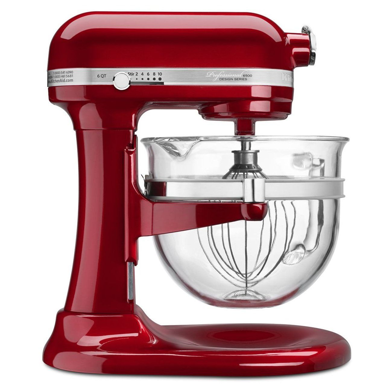 amazon com kitchenaid professional 6500 design series candy apple rh pinterest com