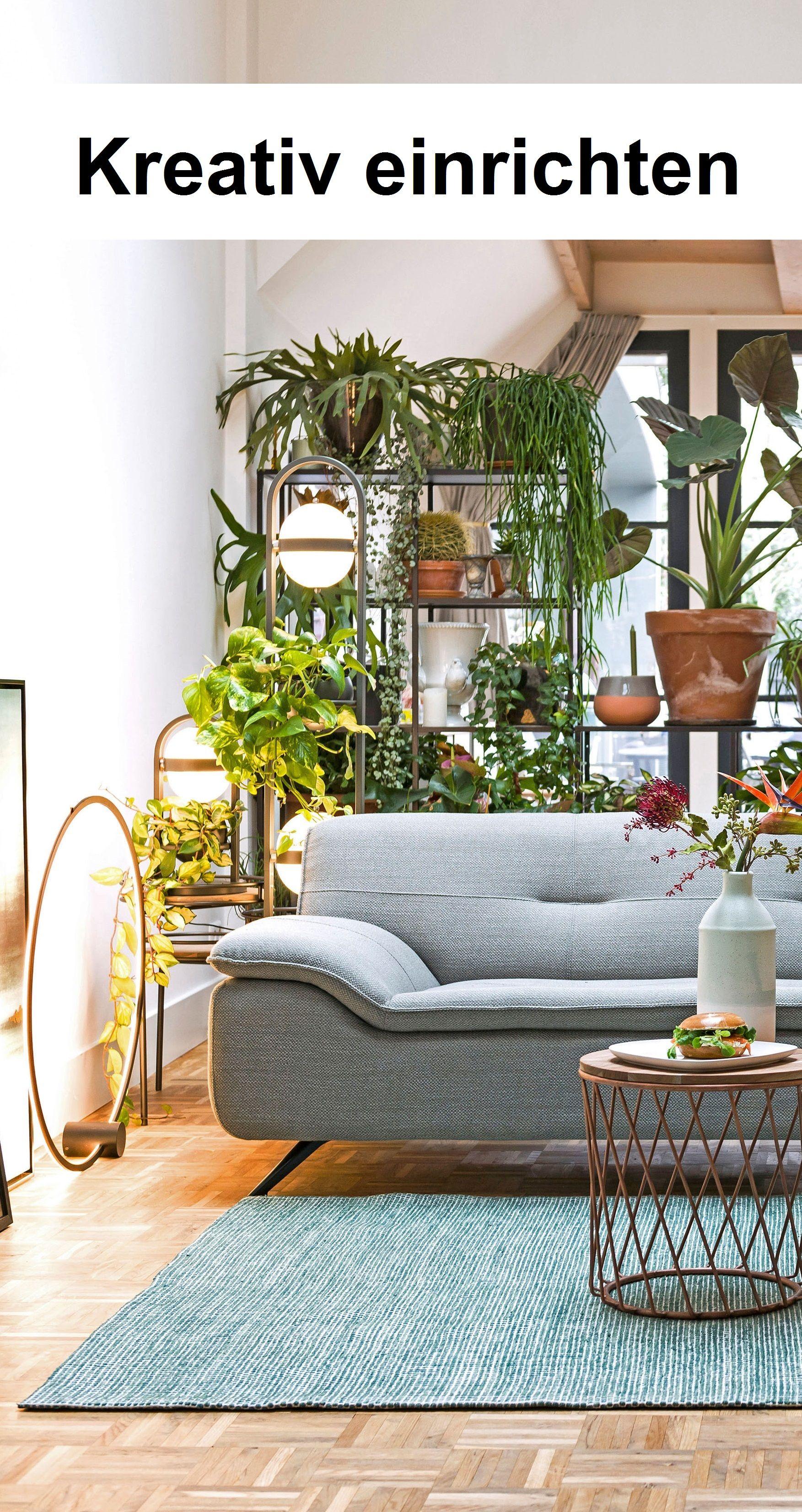 5 Tipps Wohnzimmer kreativ einrichten in 2020 Haus deko