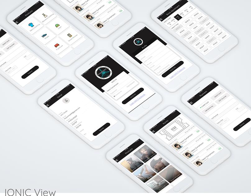 Evently Mobile App For EventOn Wordpress Plugin on Behance