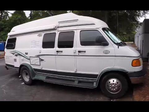 Tour of the Van I Live In Full-Time - Class B 1999 Dodge Xplorer 230