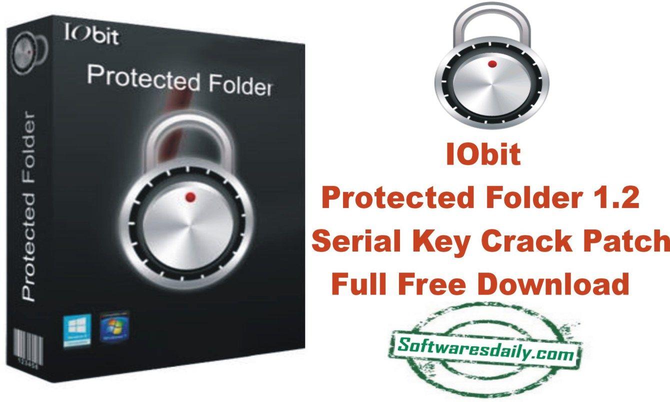 Iobit password folder download.