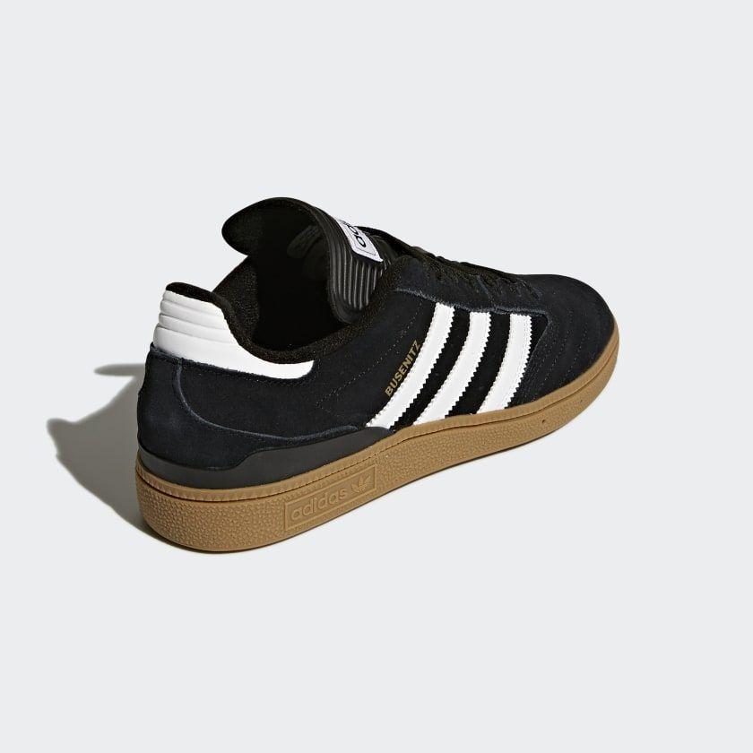 Persona australiana Ocurrencia difícil  adidas Busenitz Pro Shoes - Black | adidas US in 2020 | Black shoes, Shoes,  Adidas busenitz