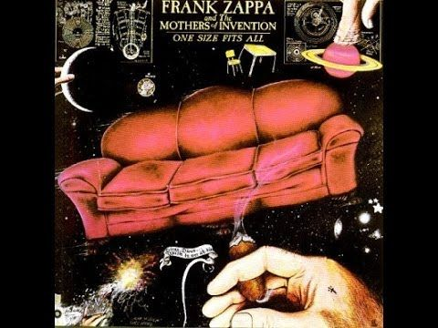 Frank Zappa - One Size Fits All (full album) - YouTube