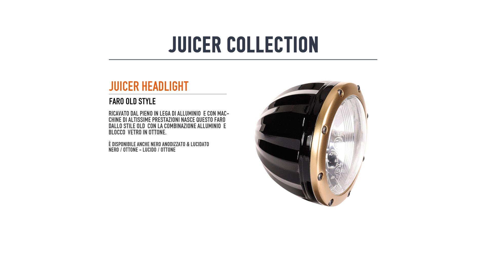 JUICER HEADLIGHT by Vity's Design