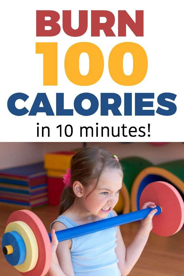 Burn 100 calories in 10 minutes with this at home workout ...