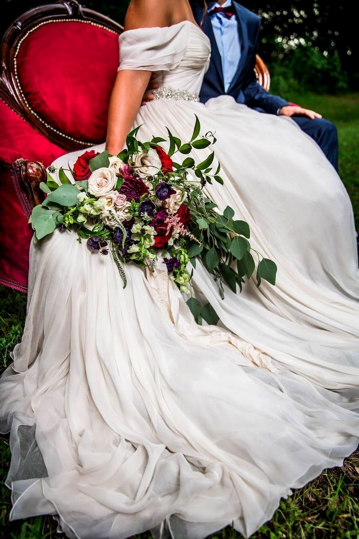 Red wedding dress and other bridal ideas do you want to have a