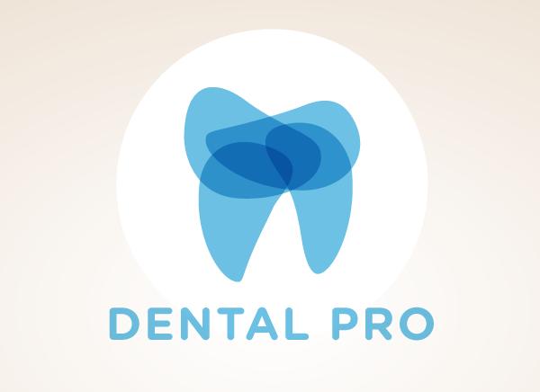 Dental Pro Logo Design | Dental Logo Design | Pinterest | Creative ...