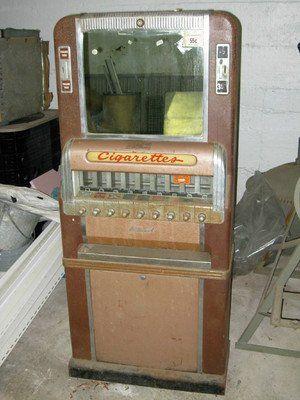 Pin On Vending Machines