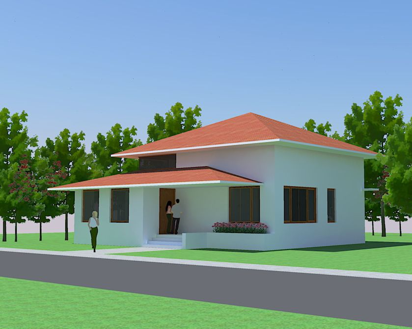 13 Beautiful Small House Designs Indian Style Ideas ...