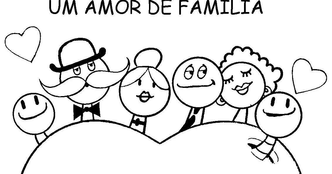Um Amor De Familia Ziraldo Para Colorir Com Imagens Um Amor