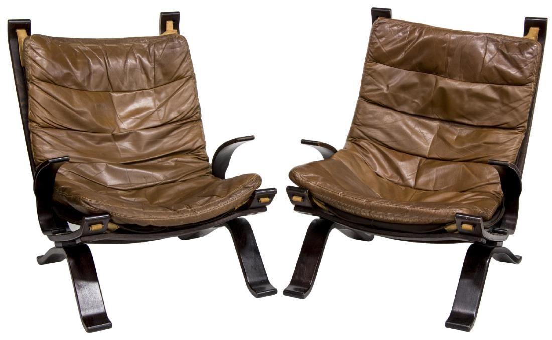Best A Pair Of Vintage Danish Mid Century Modern Siesta Chairs 400 x 300