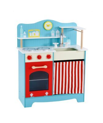 View Details Of Elc Wooden Clic Kitchen