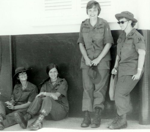 Da Nang 1969 Vietnam War Vietnam War Photos Military Nurses