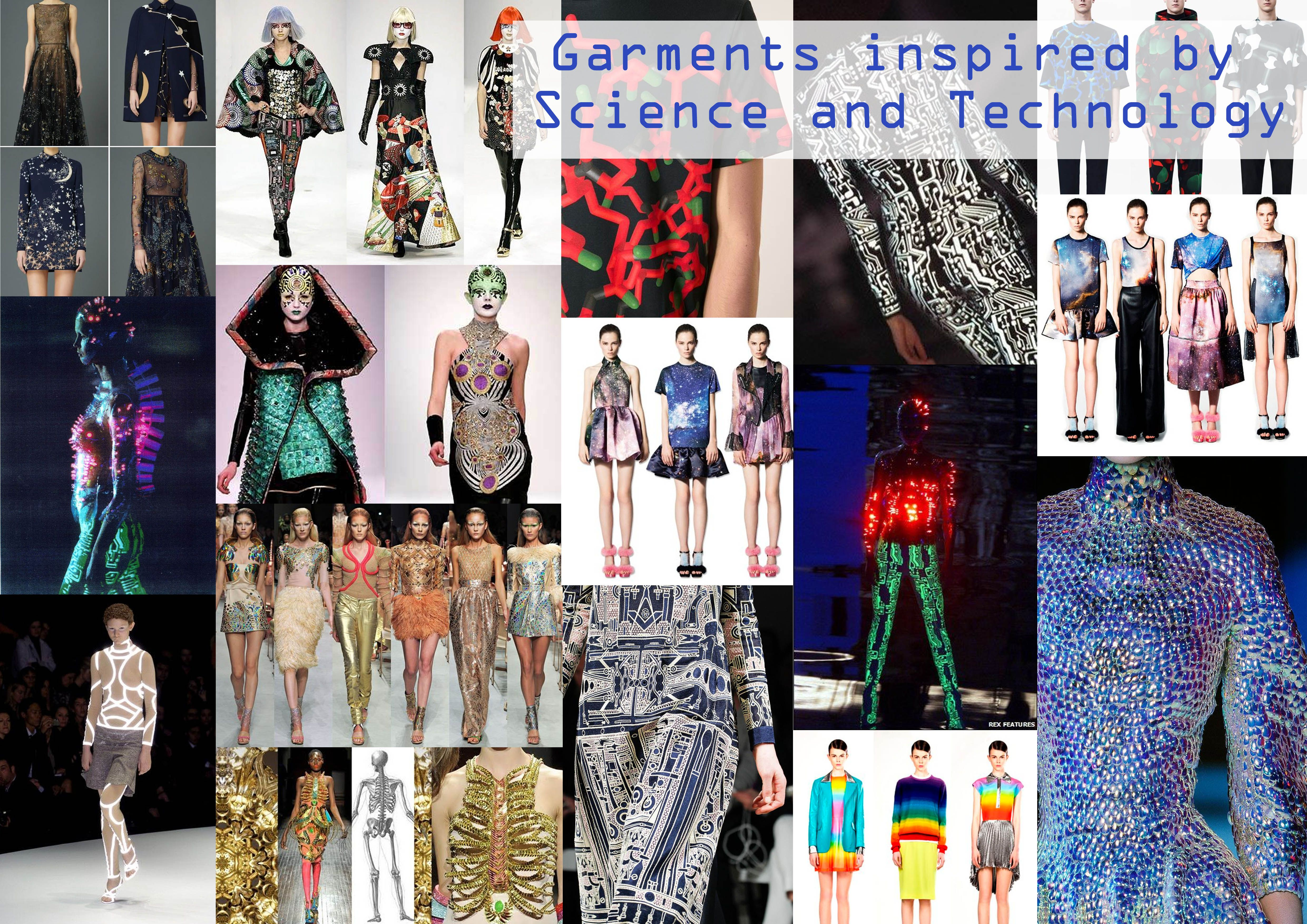 Pupil Resource Science And Technology Smart Textiles Technology Fashion