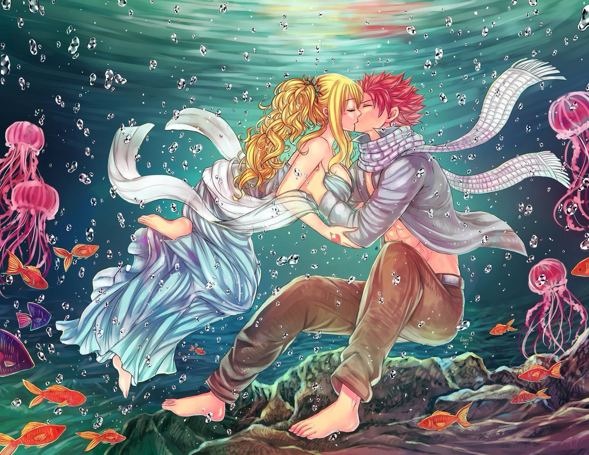 Every time i see things like this i nearly cry over how beautiful they are. ( the picture and nalu)