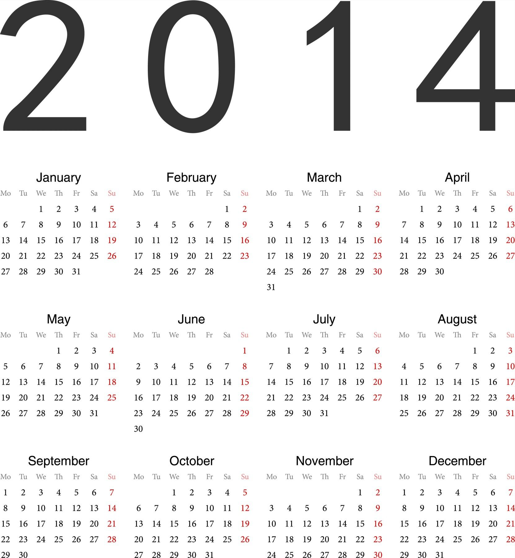 Calendar Print Ready Free Printable Calendars And Planners And Calendar