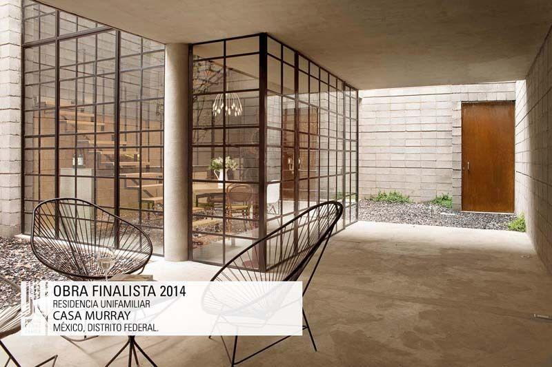 Finalistas Premios Obras CEMEX edición XXIII