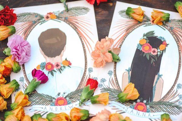 Farm Style Wedding Invitations: Hawaii Wedding Invites