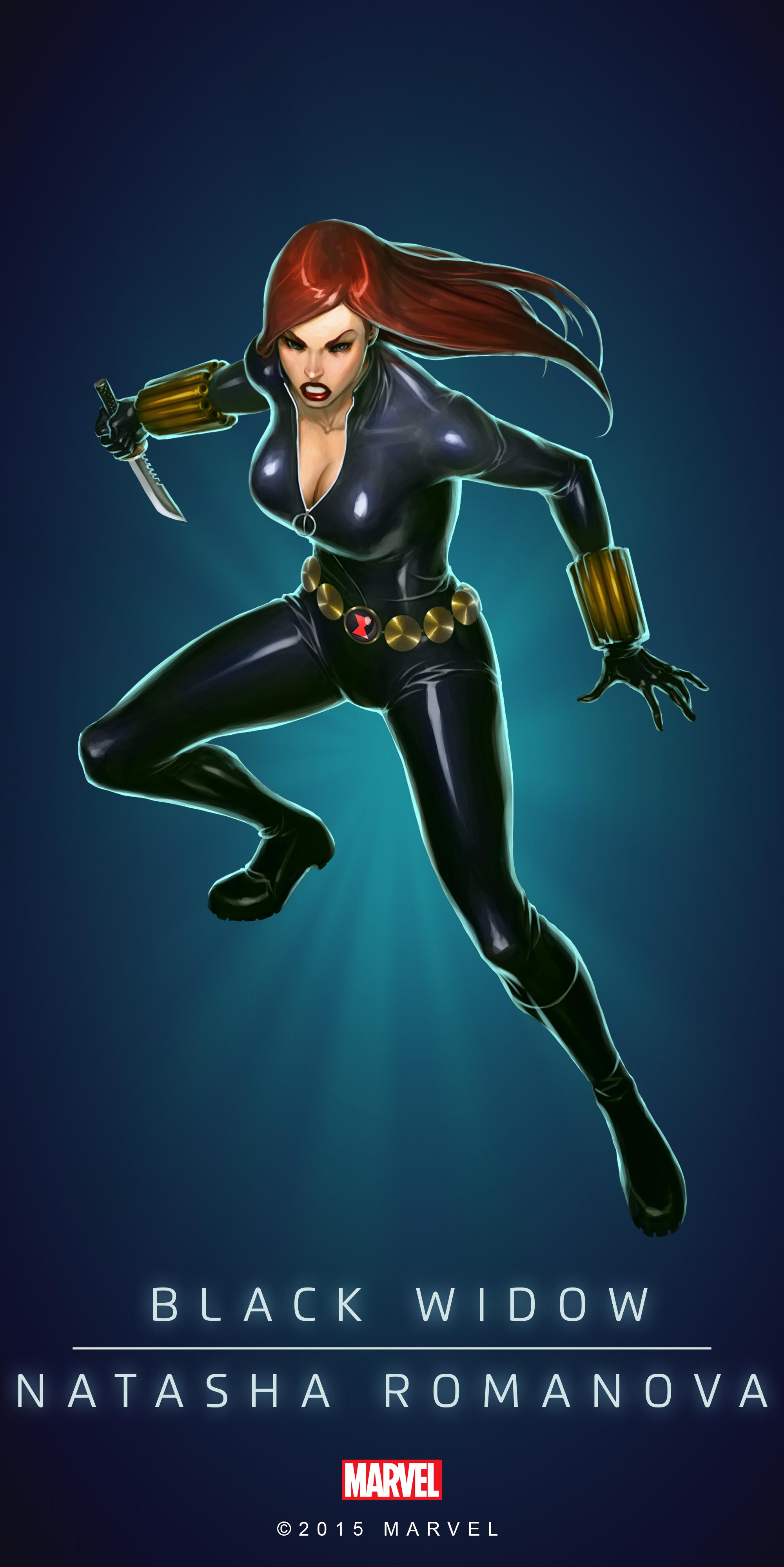 Black Widow Modern Poster 02 Png Png Image 2000 3997 Pixels Marvel Comic Character Marvel Comics Art Marvel Superheroes