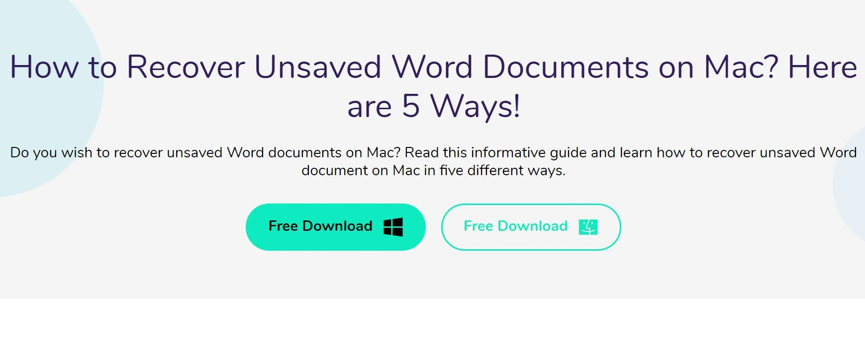 How To Recover Unsaved Word Document Mac Words Data Folders Time Machine Backup