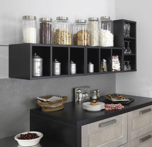 Rangement cuisine déco  mural, pratique Future and Kitchens